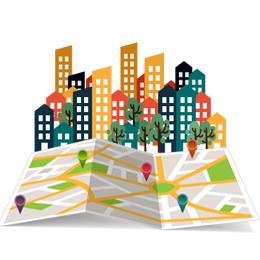 أمثلة التهيئة العمرانية
